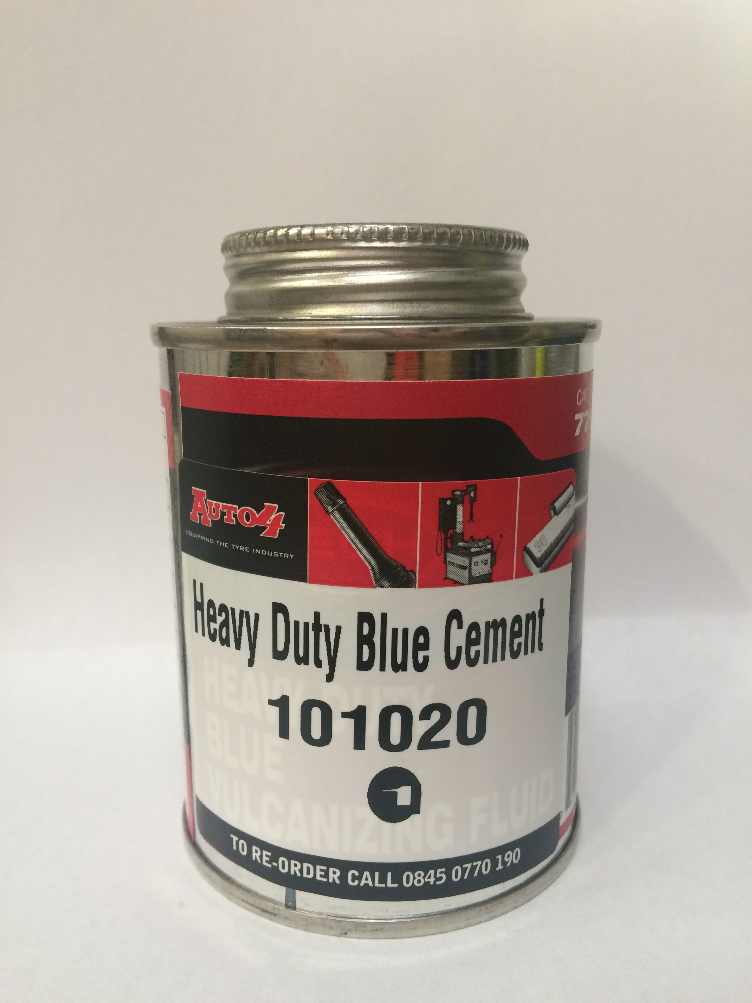 Heavy Duty Blue Cement 225ml}