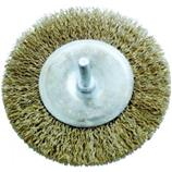 Rotary Wire Brush 6mm Shank}