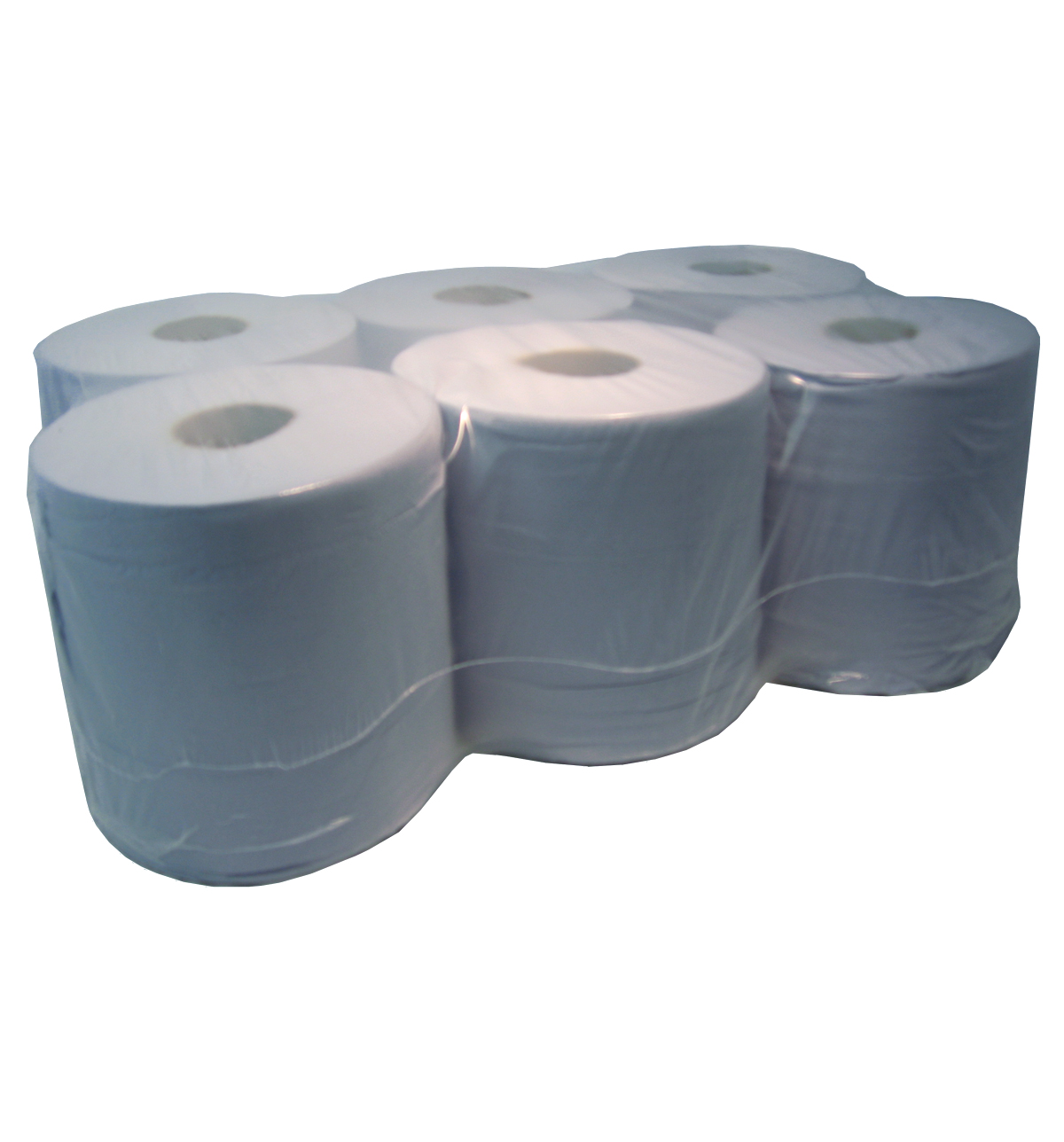 Centrefeed Blue Roll 190mm x 150m 6}