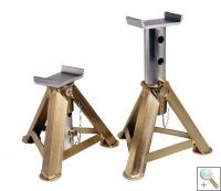 24 Tonne Axle Stand Pair}