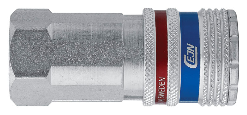 CEJN 1/2 BSP Female CEJN 410 E-Safe Coupling}